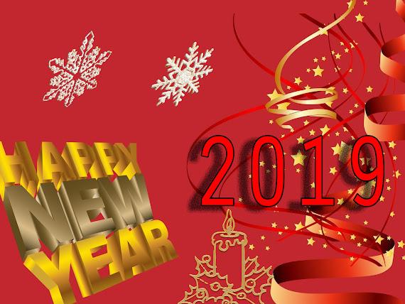 download besplatne pozadine za desktop 1600x1200 slike ecard čestitke blagdani Happy New Year 2019 Sretna Nova godina