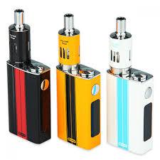Electronic cigarettes LED lights