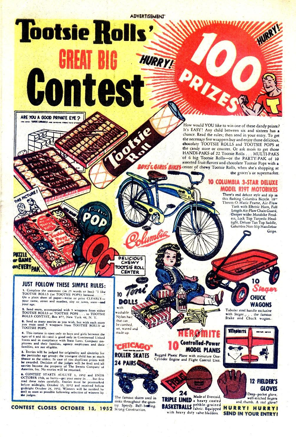 Read online Detective Comics (1937) comic -  Issue #188 - 42