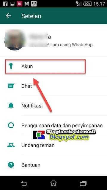 cara agar whatsapp selalu terlihat offline