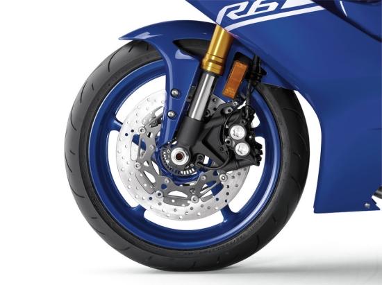 2017 Yamaha YZF R6