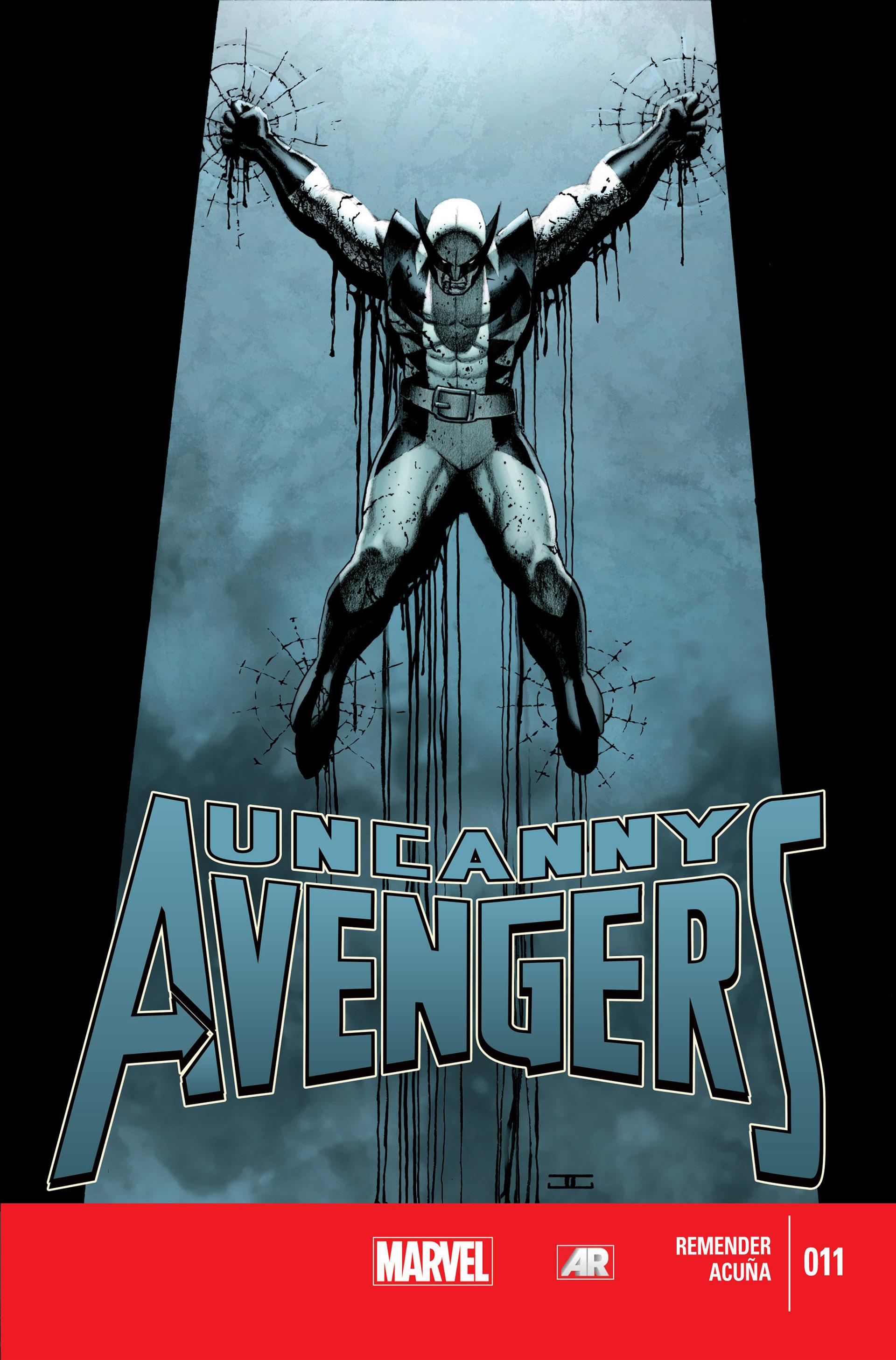 Read online Uncanny Avengers (2012) comic -  Issue #11 - 1
