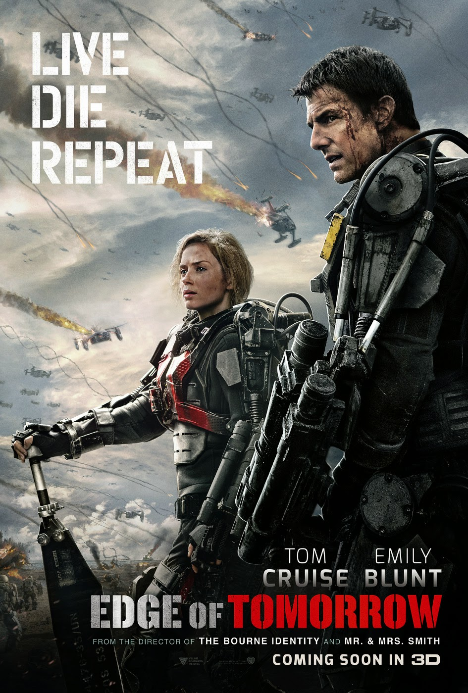 Edge of Tomorrow recensione