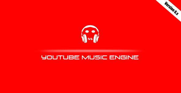 Youtube Music Engine v6.0.7