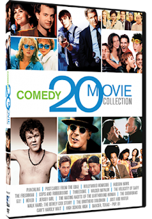 GIVEAWAY: Comedy 20 movie collection on DVD