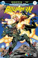 DC Renascimento: Aquaman #17