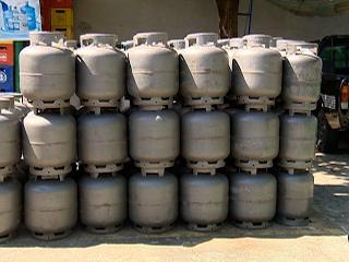 Preço do botijão de gás sobe em média R$ 3,09 por unidade a partir desta quarta feira (11)