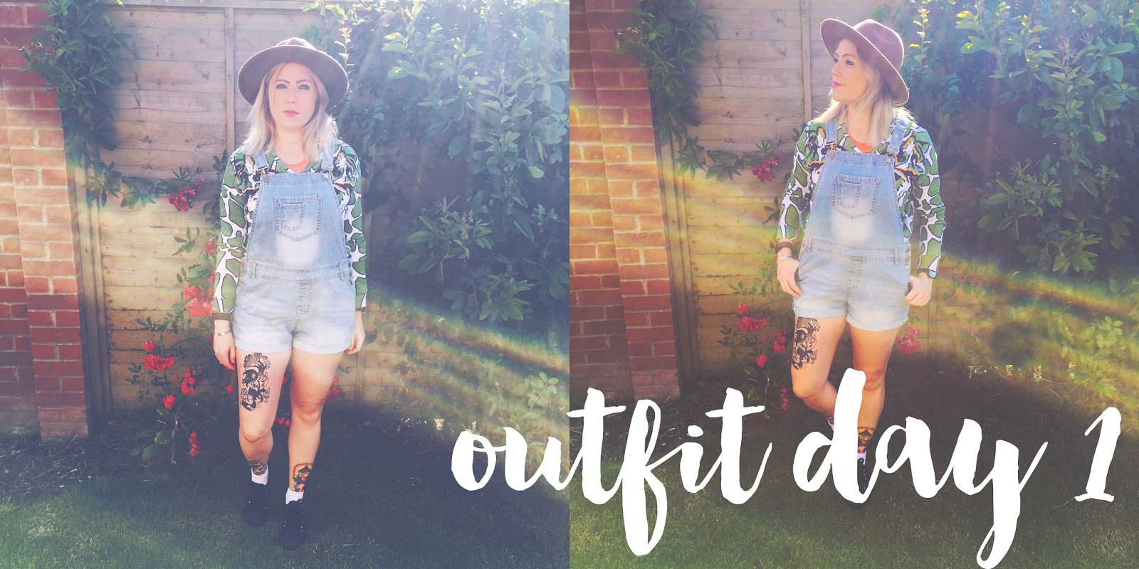 festival outfit dungarees