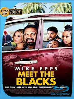 Meet the Blacks (2016)  HD [1080p] Latino [Mega]dizonHD
