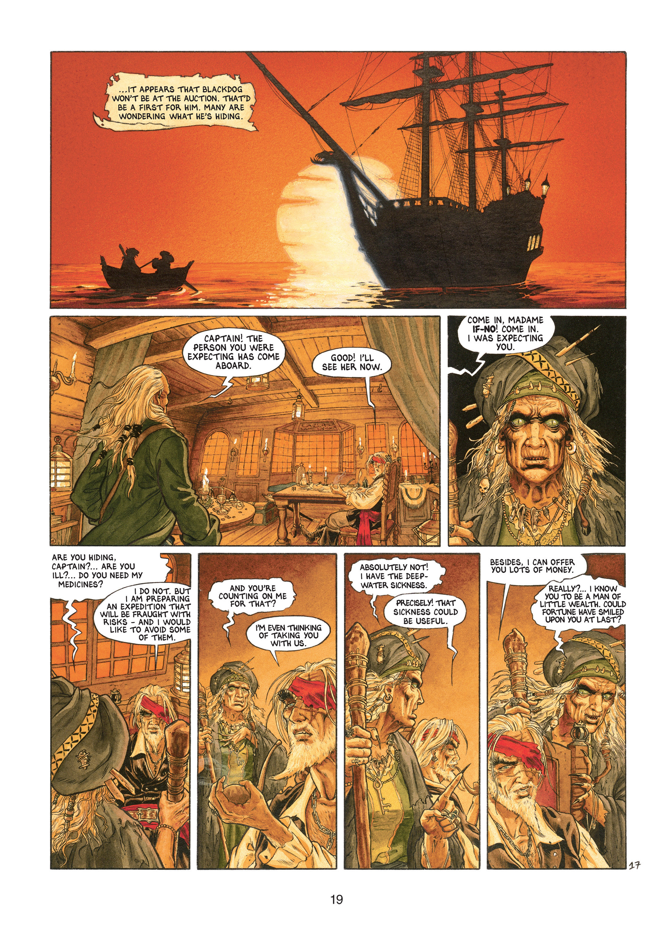 Read online Barracuda comic -  Issue #1 - 19