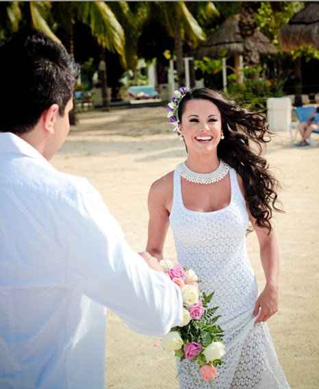 Casamento em Cancún Fernanda Dávila