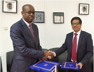 EXIM Bank, on behalf of the Government of India, extends a line of credit of USD 38 million to the Government of the Republic of Mozambique