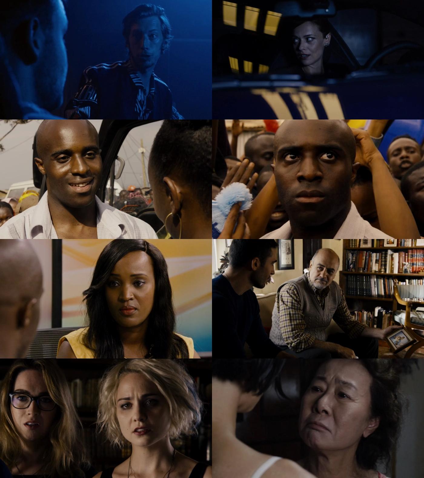 Sense8 Temporada 2 720p Latino