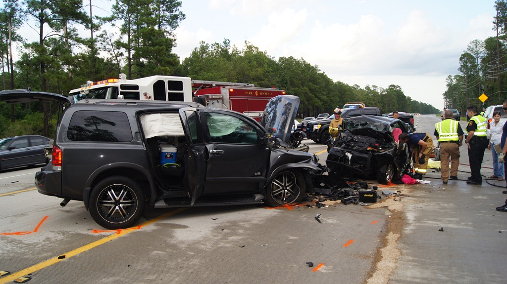 Melanie Sangil and daughter injured in head-on crash on FM