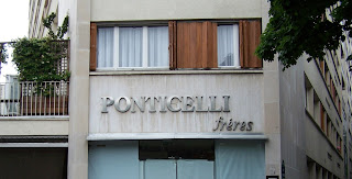 The Ponticelli Brothers' headquarters in a Paris suburb