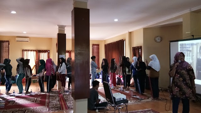 LDK Kepemimpinan SMAN 14 Bandar Lampung