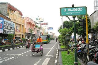 jalan marioboro