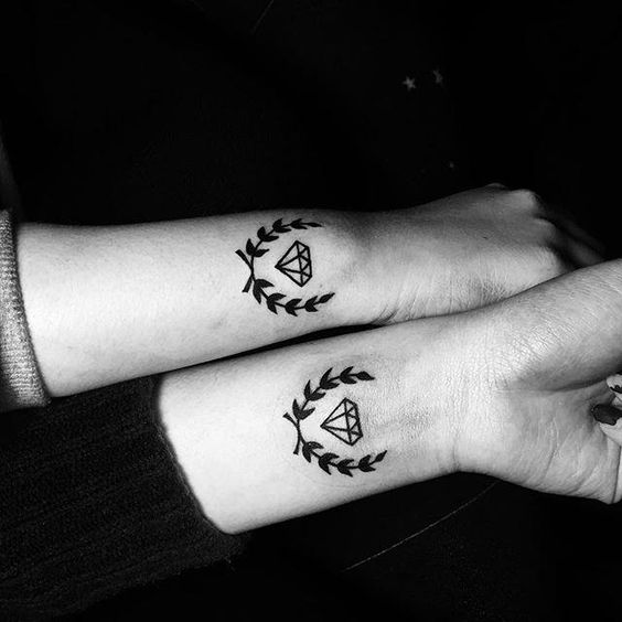 15 Sweetest Couple Tattoos Designs