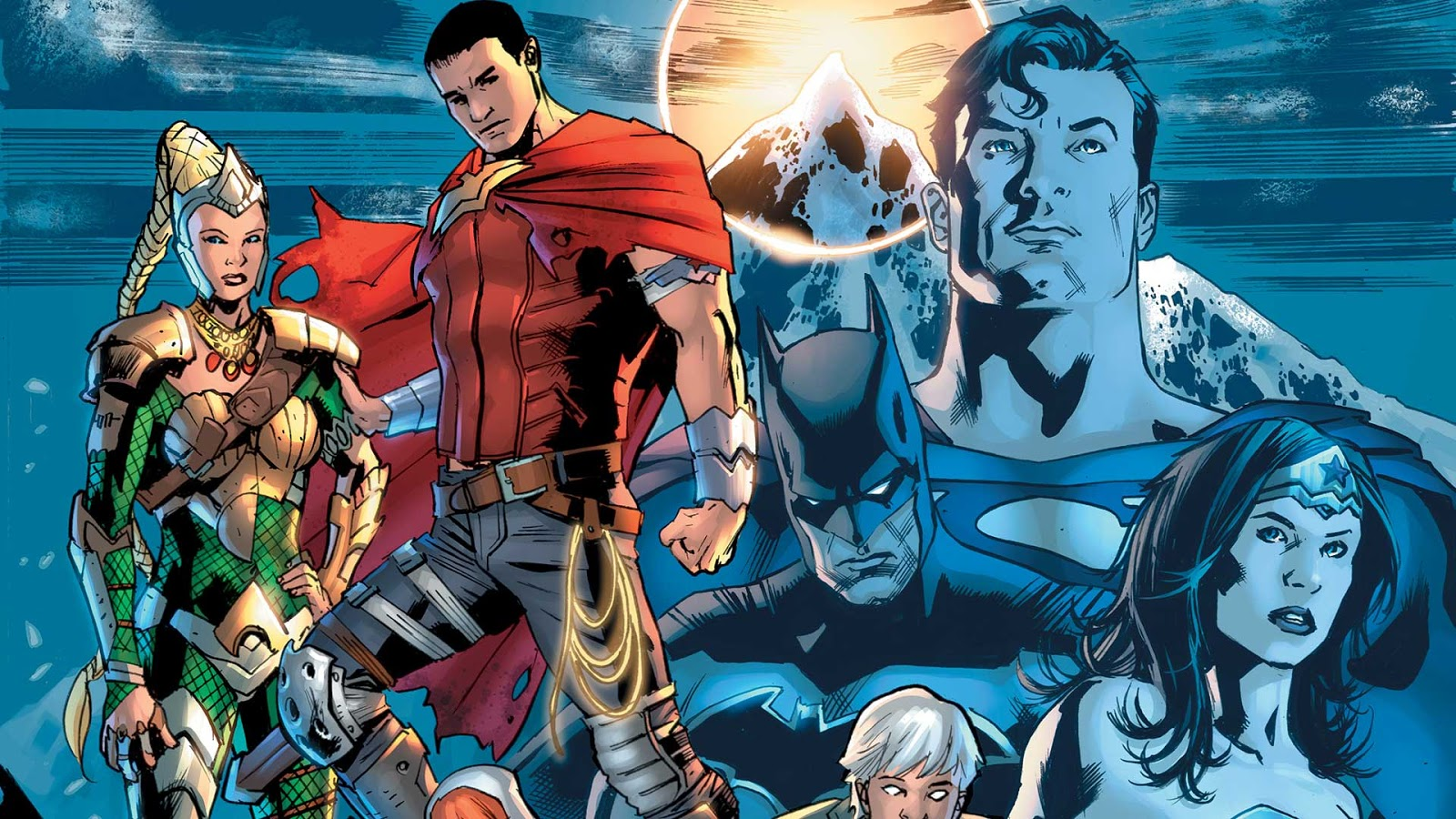 weird science dc comics preview justice league 26