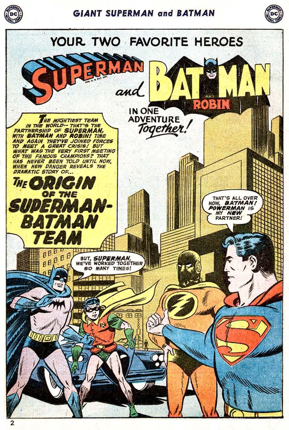 Read online World's Finest Comics comic -  Issue #179 - 4
