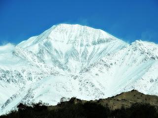 Cordilheira dos Andes - Mendoza