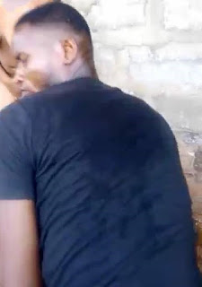 Police arrest man who arranged the torture of lady accused of stealing a phone in Benin