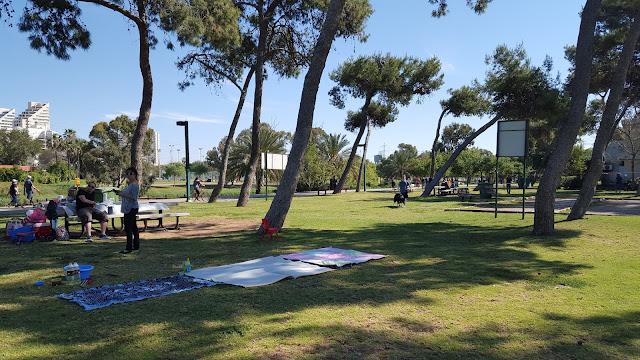 Parque Ha Yarkon, Tel Aviv, Yaffo, Israel, Elisa N, Blog de Viajes Argentina, Lifestyle