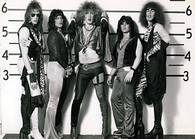 Twisted Sister w/Tony Petri