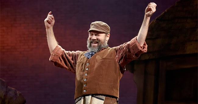 Bobby Rivers Tv Broadway S Fiddler On The Roof