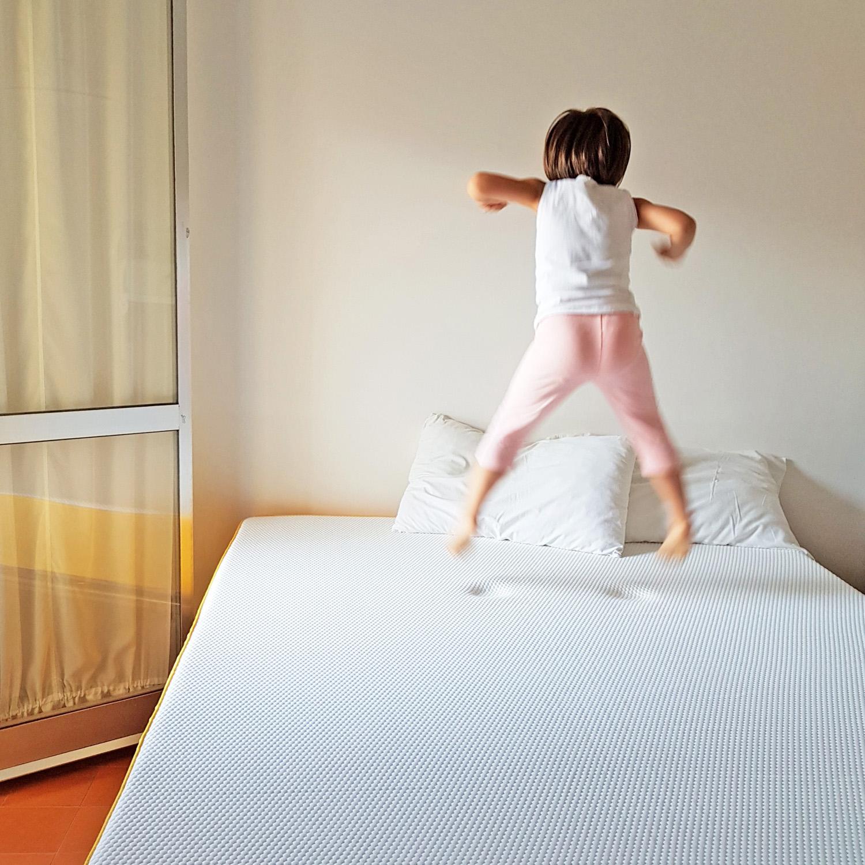 sleep eve materasso memory adatto anche a bambini