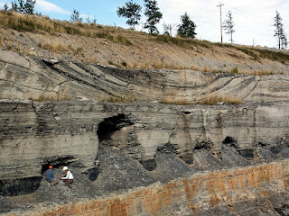 Geologia do ouro, indicadores naturais de ouro
