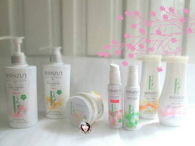 Review Shinzu'i Facial Wash Anti Acne & Reguler