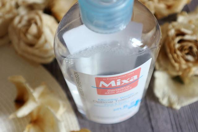 MIXA Optimal Tolerance Міцелярна вода Для заспокоєння шкіри