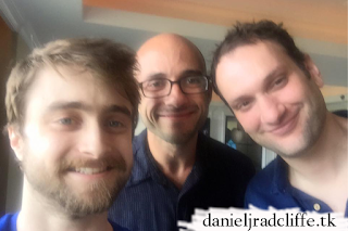 Daniel Radcliffe on Fan Theory podcast