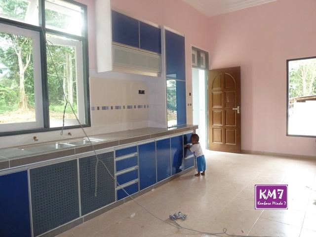 Dapur Rumah Banglo Desainrumahid