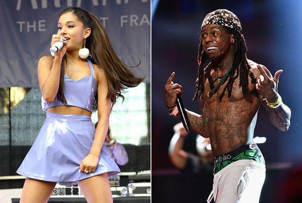 """Escucha adelanto de """"Let Me Love You"""", nueva canción de Ariana Grande junto a Lil' Wayne."""