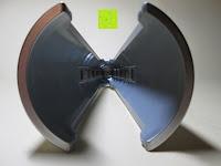 Knacker innen: Nussknacker Set Cheops Nussknacker mit 3 Schalen Kunststoff 19x8,5x7cm