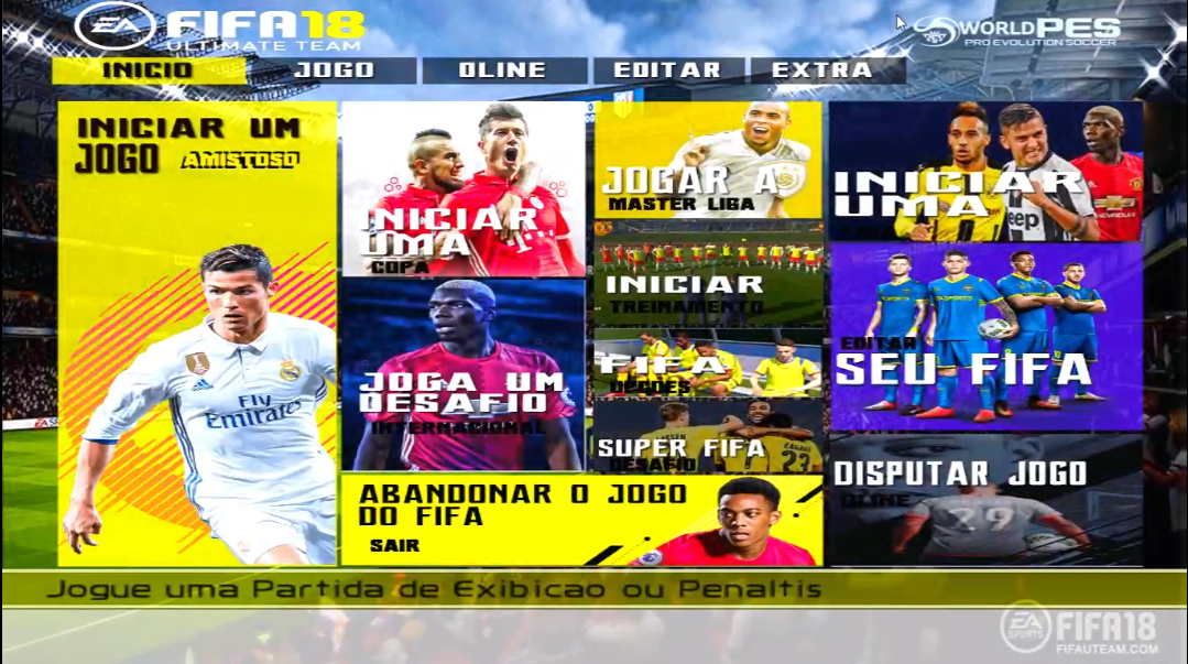 demo jouable pes6