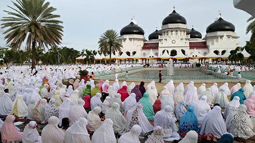 Cara Bacaan Niat Takbiran Waktu Pelaksanaan Sholat Idul Adha