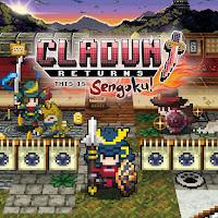 Cladun Returns: This is Sengoku! Game Logo