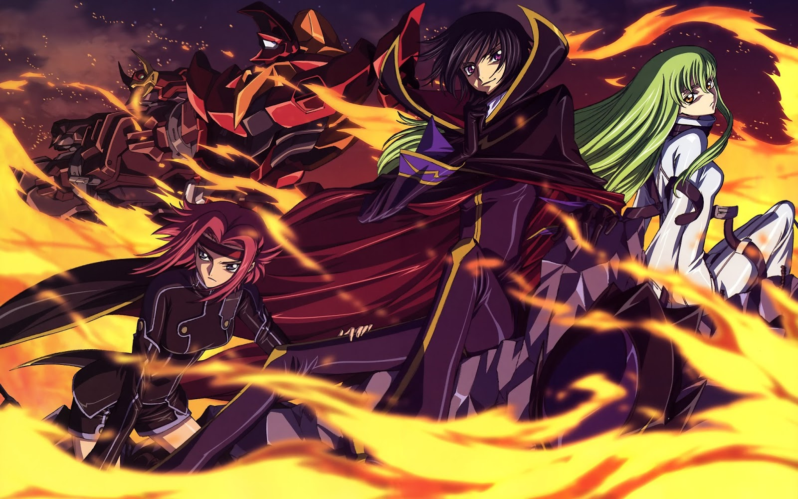 Anime Romance School Harem Terbaik Genre Action Drama