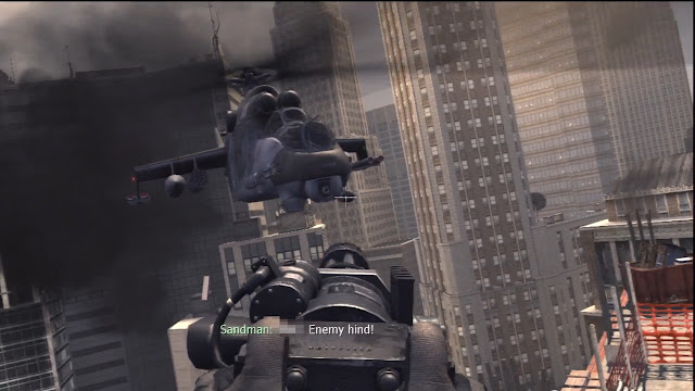 Call of Duty: Modern Warfare 3 screenshot 1