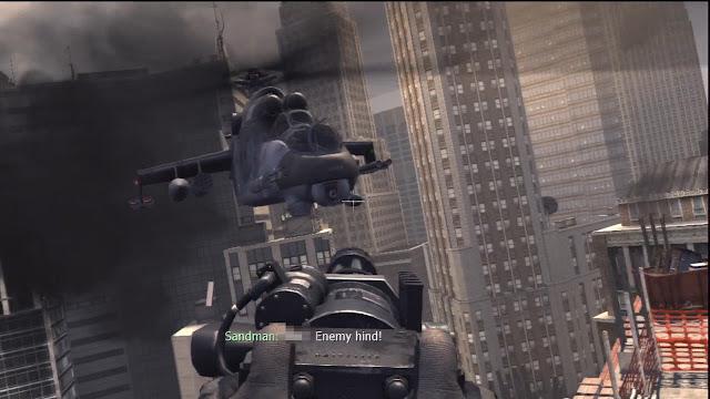 Call of Duty: Modern Warfare 3 screenshot 1