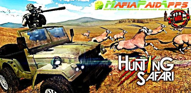 Hunting Safari 3D Apk MafiaPaidApps
