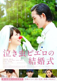 Sinopsis Nakimushi Pierrot no Kekkonshiki