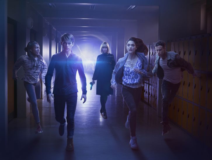 Class - Promos, Cast Promotional Photos, Press Release, Featurette + Episode Info