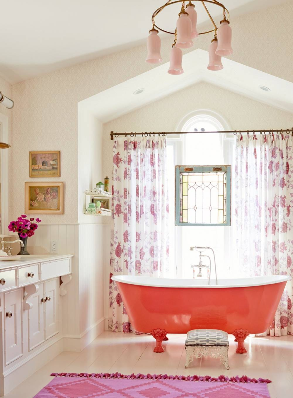 Http://www.designferia.com/baignoire En Couleur Salle De Bain Design