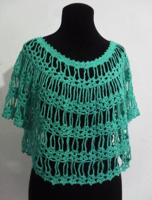 Jersey Fashion Crochet-Tricot Patron