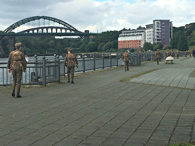 We're Here Because We're Here #WeAreHere Sunderland
