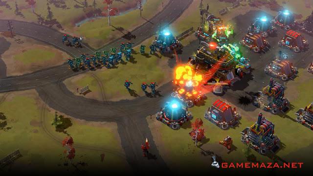 Forged Battalion Gameplay Screeshot 4